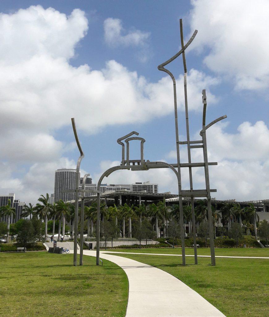 Balcón de La Habana del escultor español Juan Garaizabal